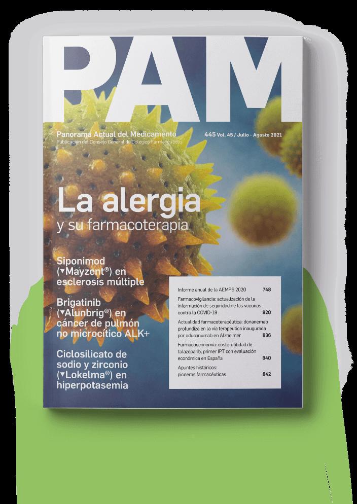 La alergia y su farmacoterapia
