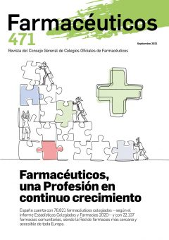 Farmacéuticos una Profesión en continuo crecimiento