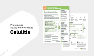 La Vocalía de Dermofarmacia publica un protocolo de actuación farmacéutica sobre celulitis